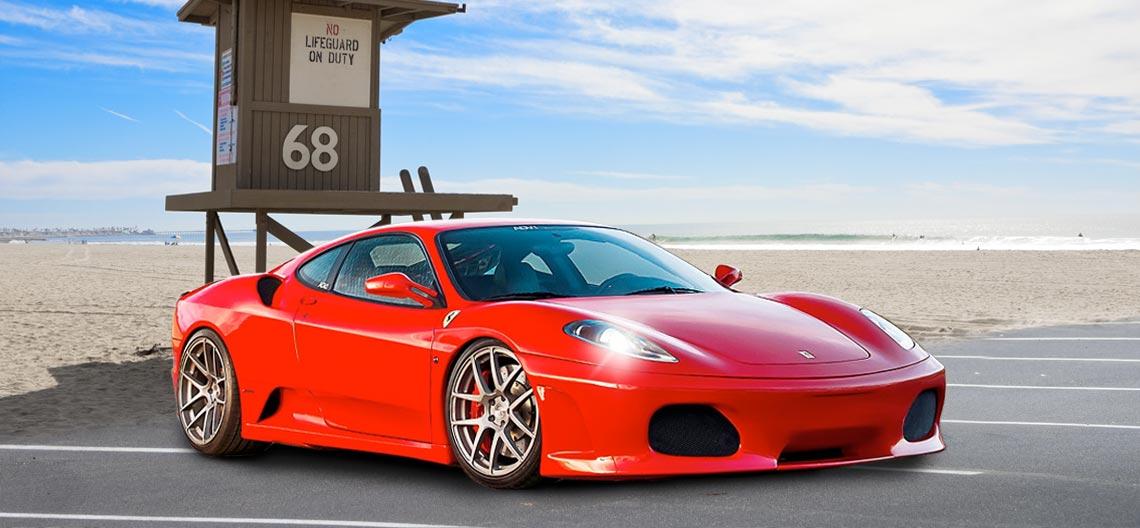 Newport_exotic_car